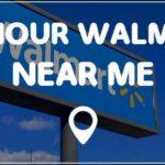 24hr Walmart Near Me
