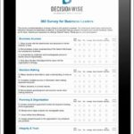 360 Degree Feedback Questionnaire