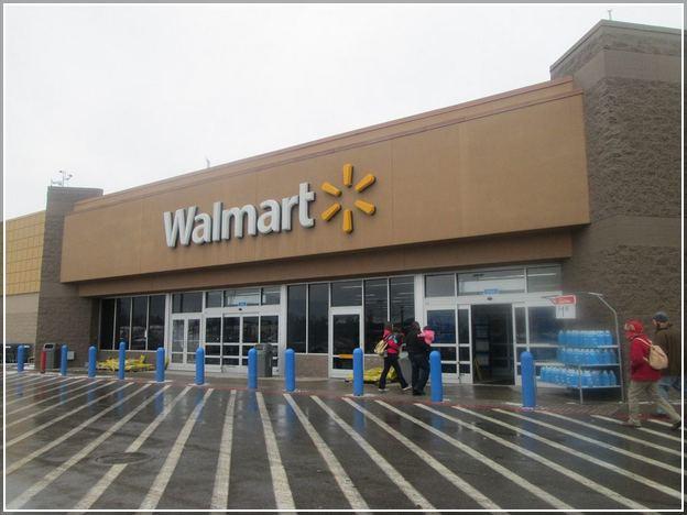 Address Walmart Near Me