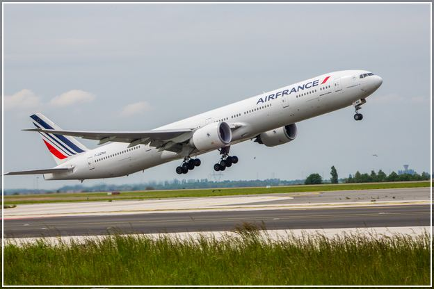 Air France Business Class Review