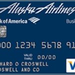 Alaska Airlines Business Credit Card Login