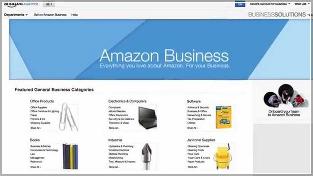 Amazon Business Account Vorteile