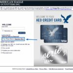 American Eagle Credit Card Payment