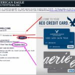 American Eagle Credit Card Payment Options