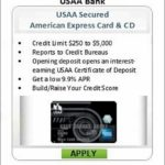 American Express Secured Credit Card For Bad Credit