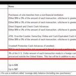 Amex Foreign Transaction Fee Canada