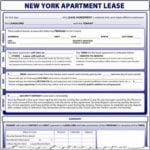 Apartment Lease Agreement Nj