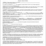 Apartment Lease Agreement Pdf