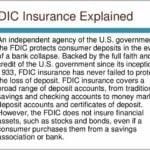 Are Money Market Deposit Accounts Fdic Insured