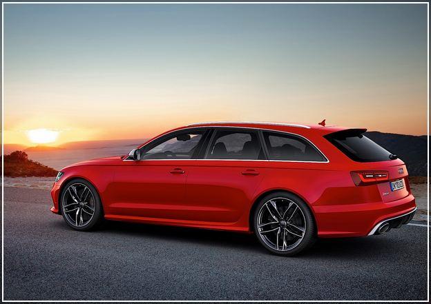 Audi Rs6 Avant 2018
