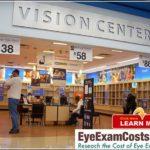 Average Eye Exam Cost Walmart