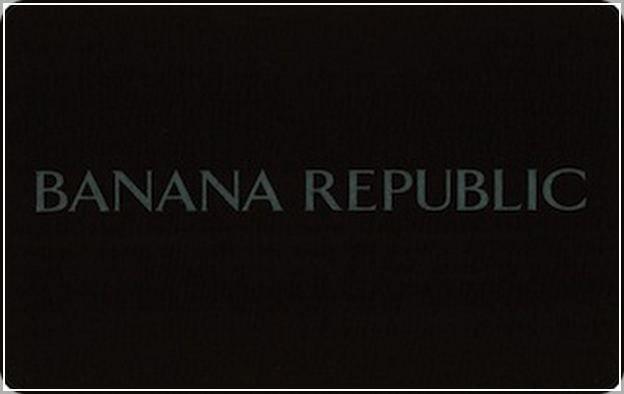 Banana Republic Credit Card Login Visa