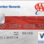 Bank Of America Aaa Card
