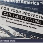Bank Of America Activate Credit Card Phone