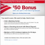 Bank Of America Minimum Balance Savings Account