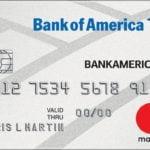 Bank Of America Student Credit Card Credit Score