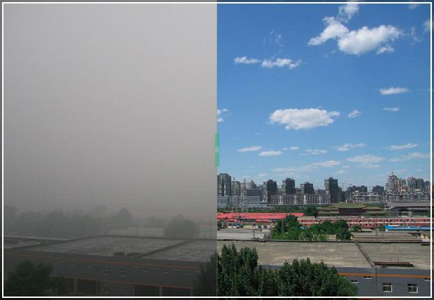 Beijing Air Quality 2018