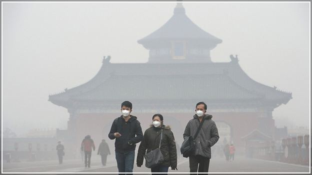 Beijing Air Quality History