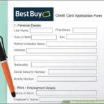 Best Buy Credit Card Application Report Code 25