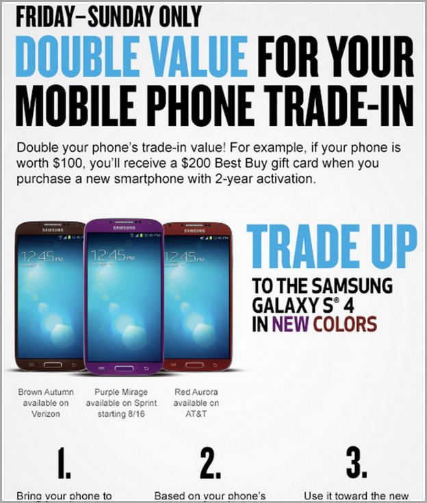 Best Buy Phone Trade In