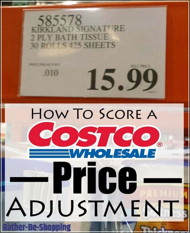 Best Buy Price Adjustment