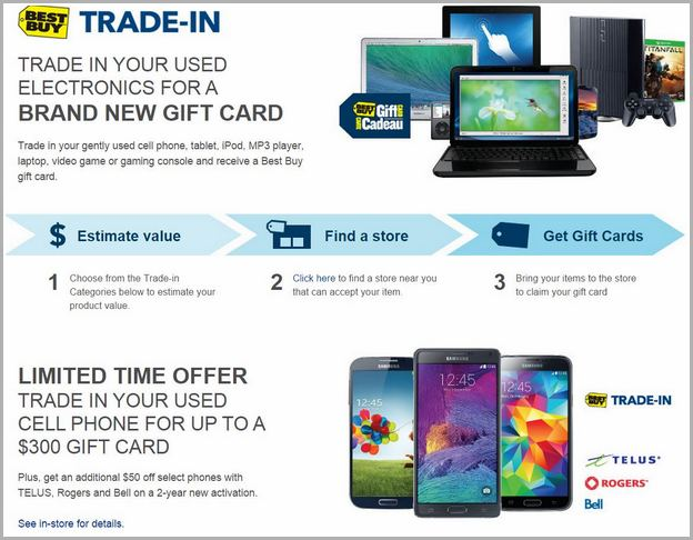 Best Buy Trade In Phone
