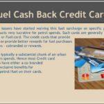 Best Credit Card For Gas Cash Back