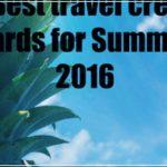 Best Credit Card For International Travel Reddit