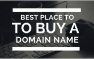 Best Place To Buy Domain Name