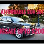 Best Suv Lease Deals Right Now 0 Down