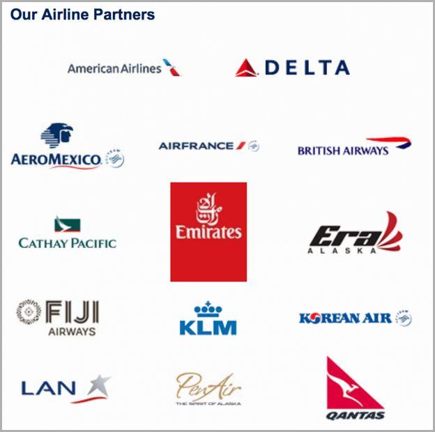 British Airways Partners Delta