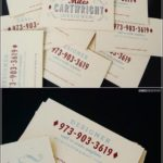 Business Card Examples With Social Media