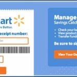Can't Log Into Walmart Savings Catcher