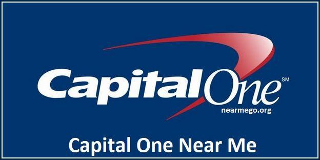 Bank Capital One Near Me 7