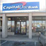 Capital One Bank Phone Number Near Me