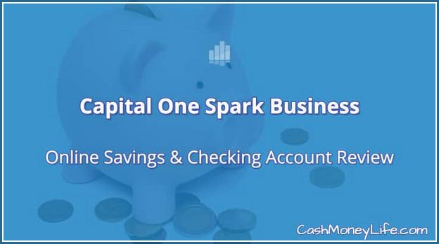 capital one small business checking review