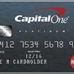 Capital One Car Rental Insurance Credit Card