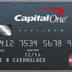 Capital One Card Number