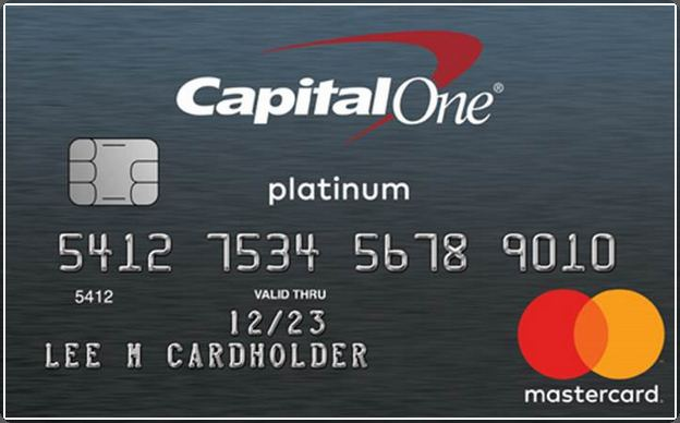 Capital One Credit Card Phone Number