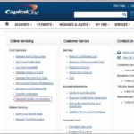 Capital One Credit Line Increase Request