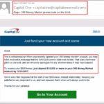 Capital One Money Market Bonus 200