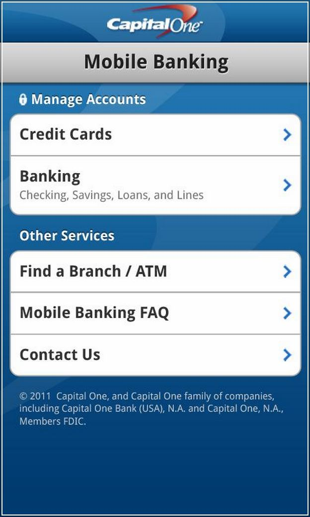 Capital One Pay Bill By Phone