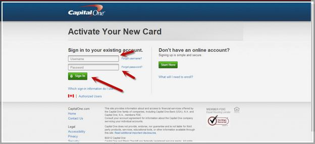 Capital One Pay My Bill