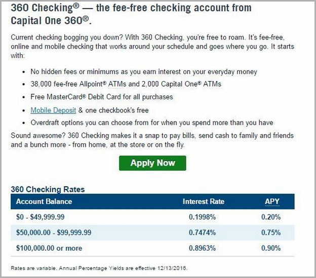 Capital One Wire Transfer