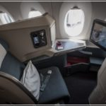 Cathay Pacific Business Class A350