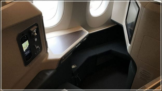Cathay Pacific Business Class Erfahrungen