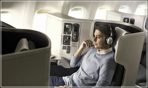 Cathay Pacific Business Class Upgrade
