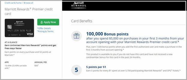 Chase Bank Marriott Credit Card Login