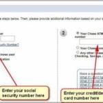 Chase Bank Online Login Forgot Password