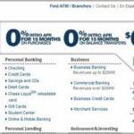 Chase Bank Online Logon